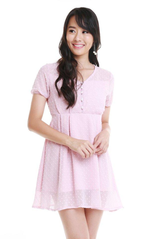 Ellia Dress In Pink