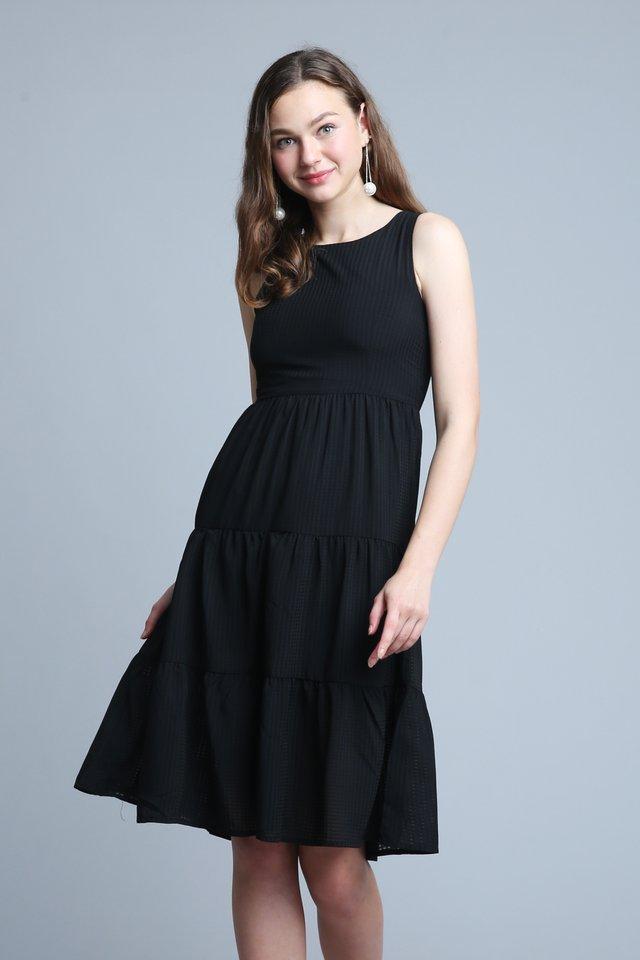 Alice Dress in Black