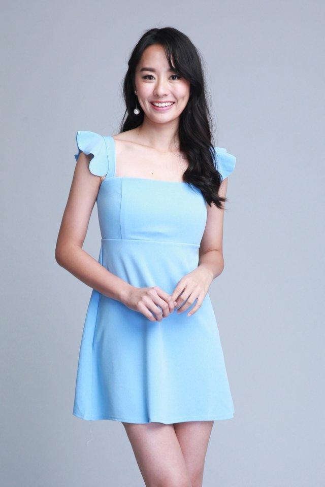 Jessica Flutter Dress